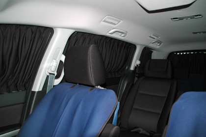 SALOON CURTAIN MPV LY3P系